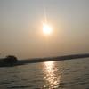 Ghodazari Lake In Evening
