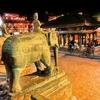 Giant Elephant Guards - Patan Durbar Square Sculptures