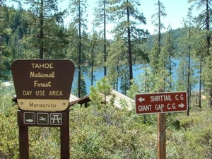 Tahoe Giant Gap Campground