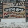 Gillam Manitoba Canada