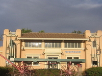 Gilroy Rail Station