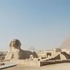 Giza Sfinge E Piramidi