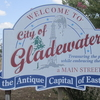 Gladewater Welcome Sign