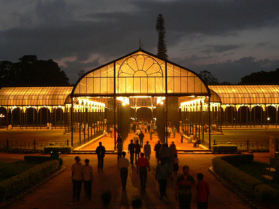 Lal Bagh Glasshouse