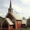 The Old Gløshaug Church