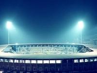 Balayogi Estadio de Atletismo de GMC
