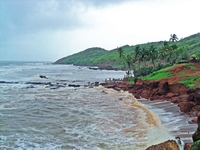 Goa Monsoon At Its Best