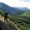 Goat Haunt Overlook Trail - Glacier - Montana - USA