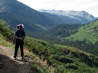 Goat Haunt Overlook Trail