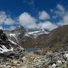 Gokyo Lake Alpine Landscape - Nepal Sagarmatha Trek