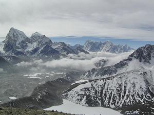Goyko Valley and Everest Base Camp Trek Photos