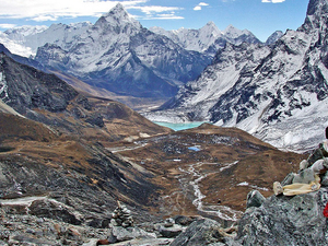 Gokyo Valley Everest Trekking Photos