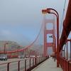 Golden Gate Bridge Walkway