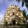Gopuram Biccavole Vinayaka Temple Eastgodavari