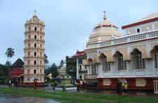 Gopuram & Temple