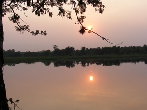 Gorewada Lake