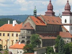 Gothic Basilica of St.Procope