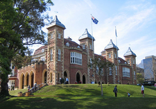 Government House In Perth