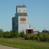 Grain Elevator At Aberdeen