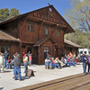 Grand Canyon Train Depot - Arizona - USA