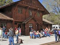 Historic Grand Canyon Train Depot