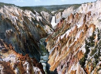 Grand Canyon - Yellowstone