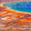Grand Prismatic Spring @ Yellowstone NP