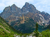 Teton Canyon