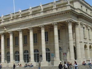 Grand Theatre de Bordeaux