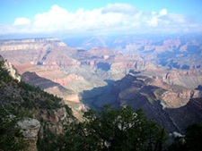 Grandview Point West View - Grand Canyon - Arizona - USA