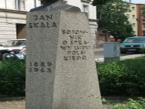 The Grave of Jan Skala