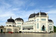 Great Mosque Of Medan - Sumatra ID