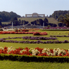 Great Parterre On To The Gloriette