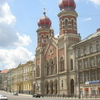 Great Synagogue Of Plze