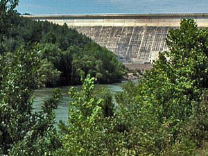 Grees Ferry Lake