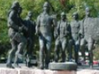 Group of statues