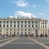 Guards Corps Headquarters In Saint Petersburg