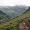 Gunsight Pass Trail