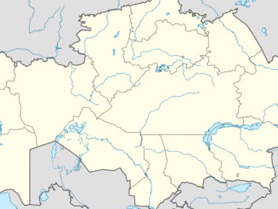 Guw Is Located In Kazakhstan