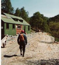 Gwynfynydd Gold Mine