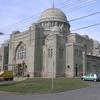 Synagogue-Gyöngyös, Hungary
