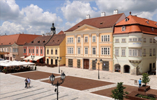 Gyor-downtown, Hungary