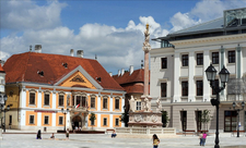 Central Gyor, Hungary