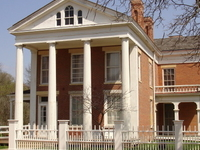 Elihu Benjamin Washburne House