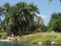 Gan HaShlosha National Park
