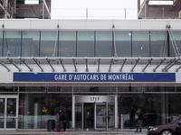 Gare d'autocars de Montréal