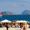 LGBTs On Ipanema Beach