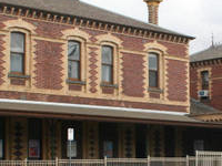 Geelong Railway Station