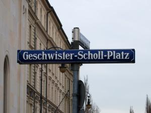 Geschwister Scholl Platz