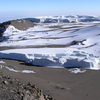 Glacier At Summit Of Mt Kilimanjaro